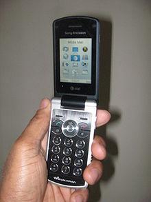 Sony Ericsson W518a Wikipedia