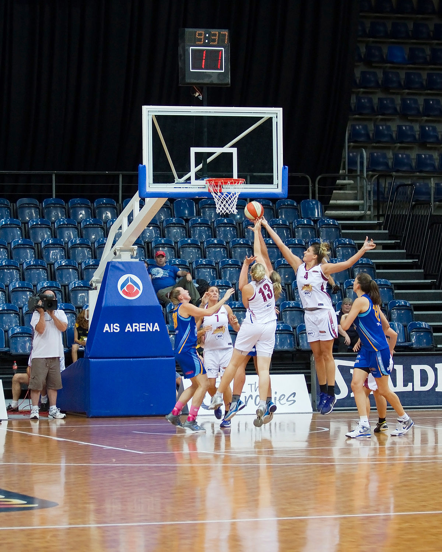 Women's National Basketball League - Wikipedia