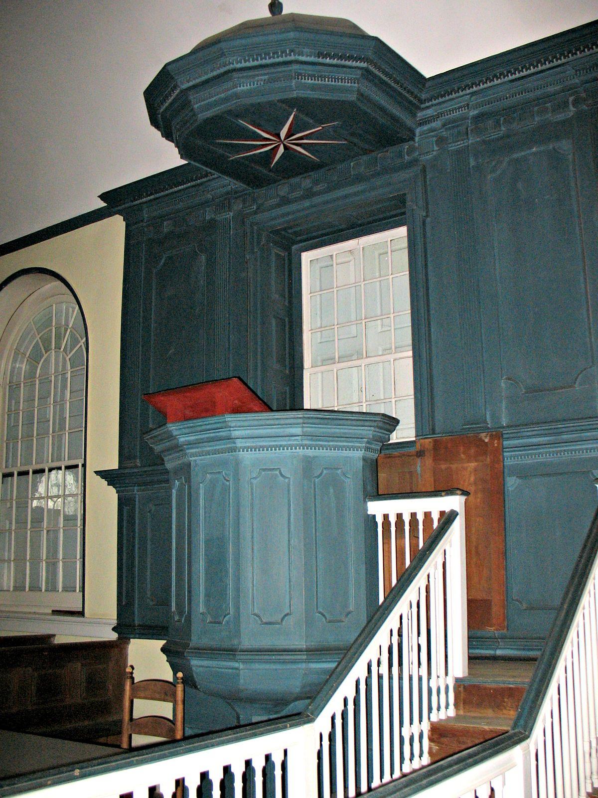 Rocky Spring Presbyterian Church Wikipedia