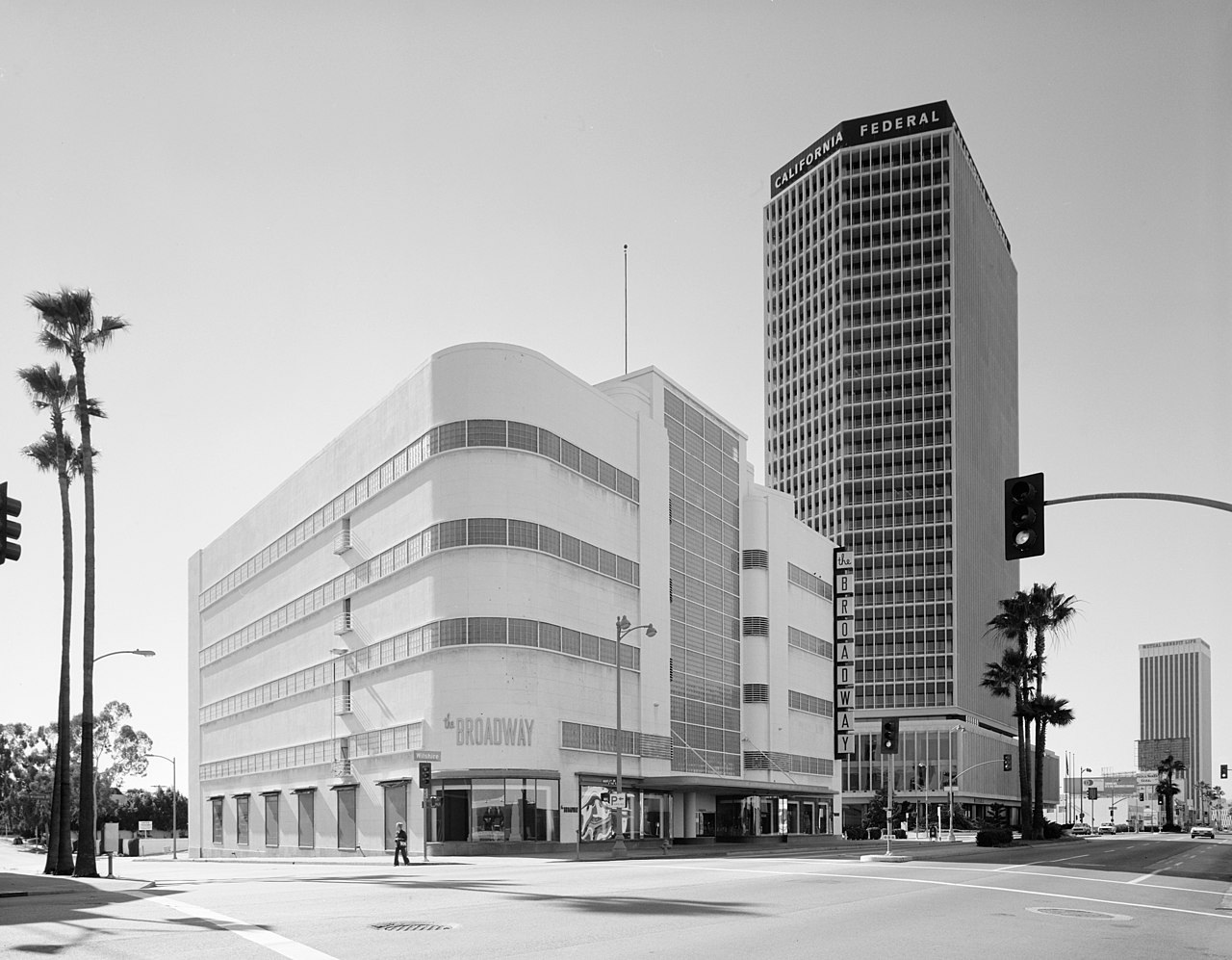 File Los Angeles Ca Coulters Department Store The
