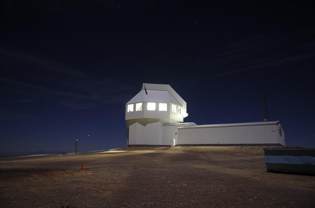 Space Surveillance Telescope Wikipedia