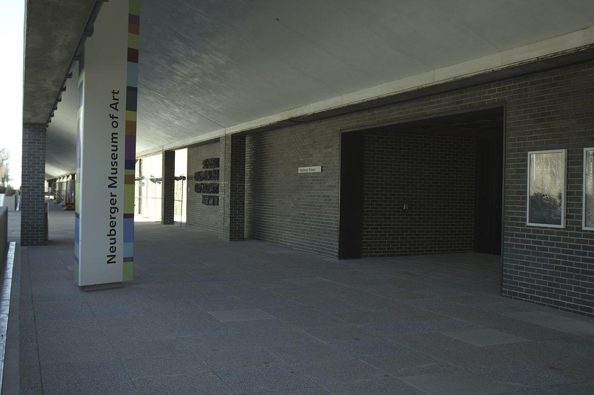 Neuberger Museum Of Art Wikipedia