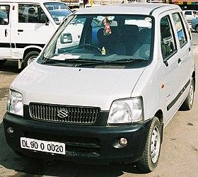 Maruti Suzuki Wagon R Wikipedia