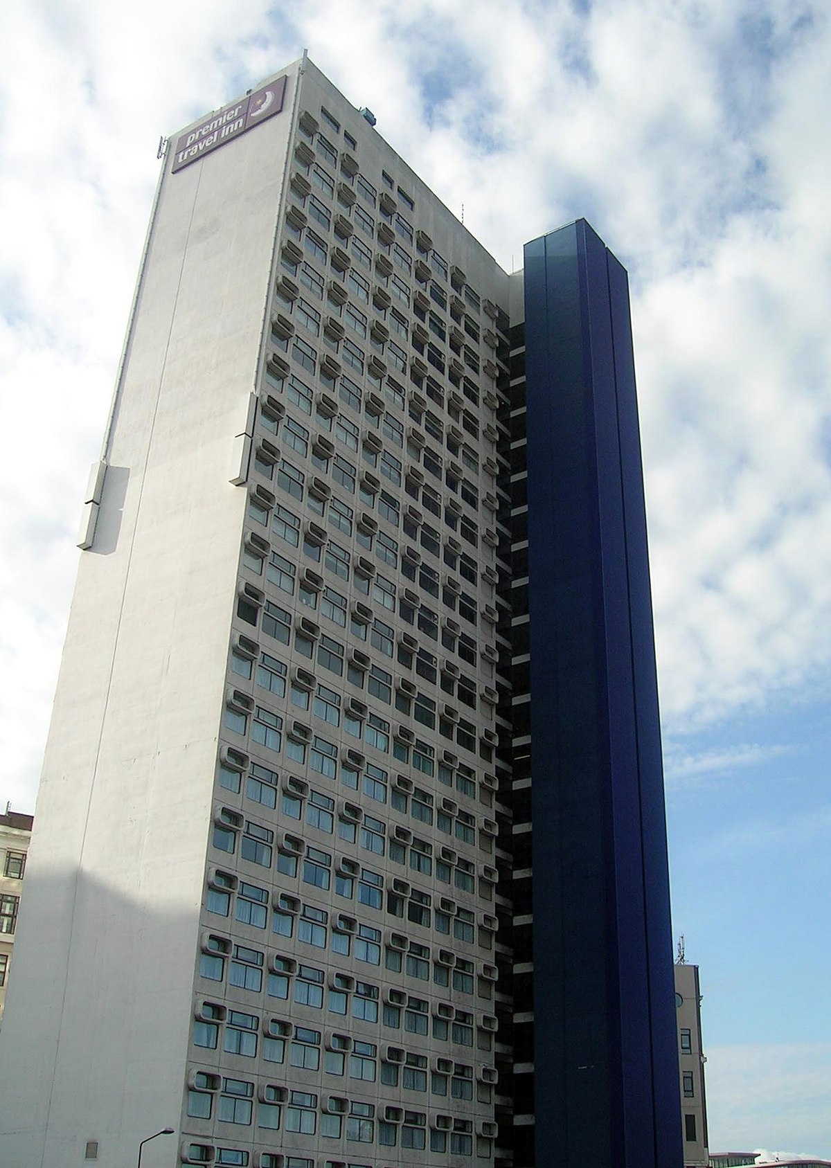 North Tower Salford Wikipedia