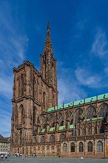 Strasbourg Cathedral Wikipedia