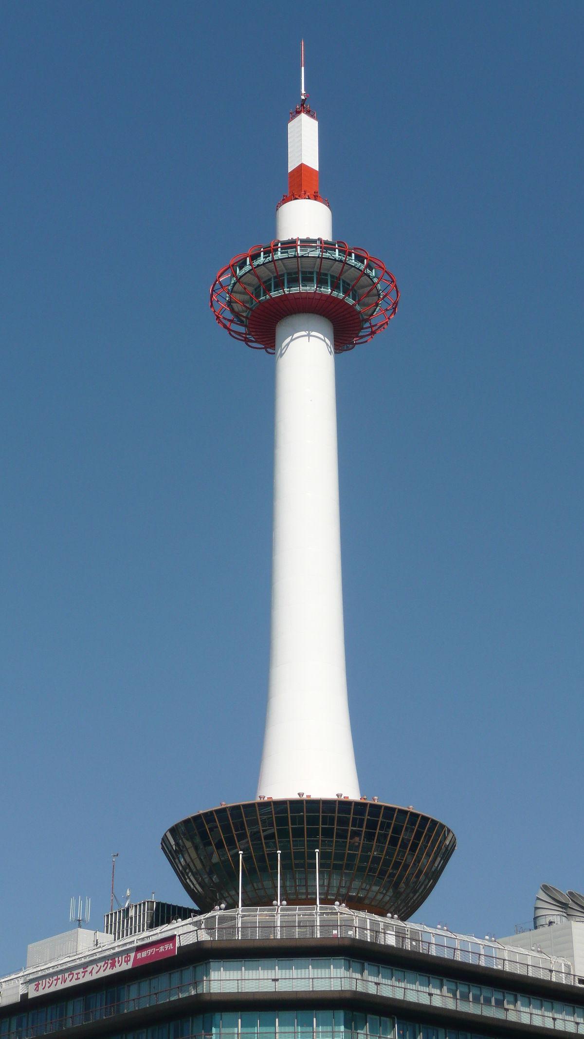 Kyōto Tower Wikipedia