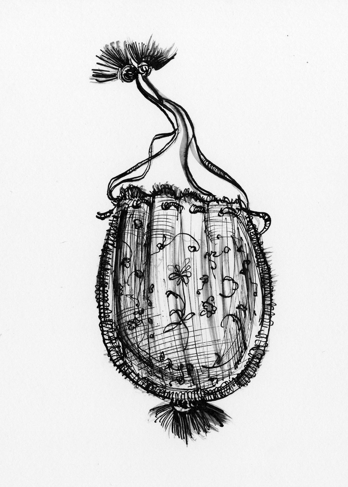 Reticule Handbag Wikipedia