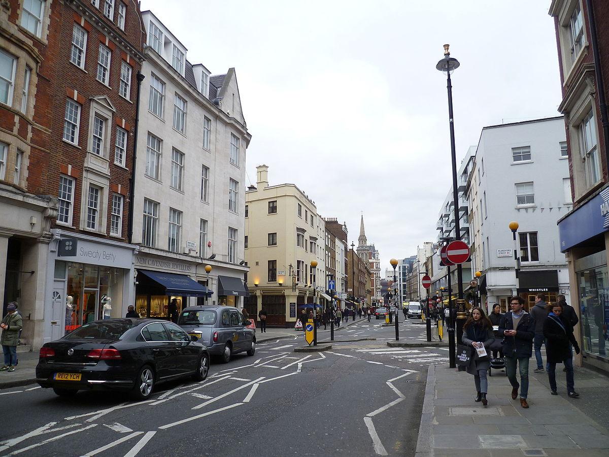 Marylebone High Street Wikipedia