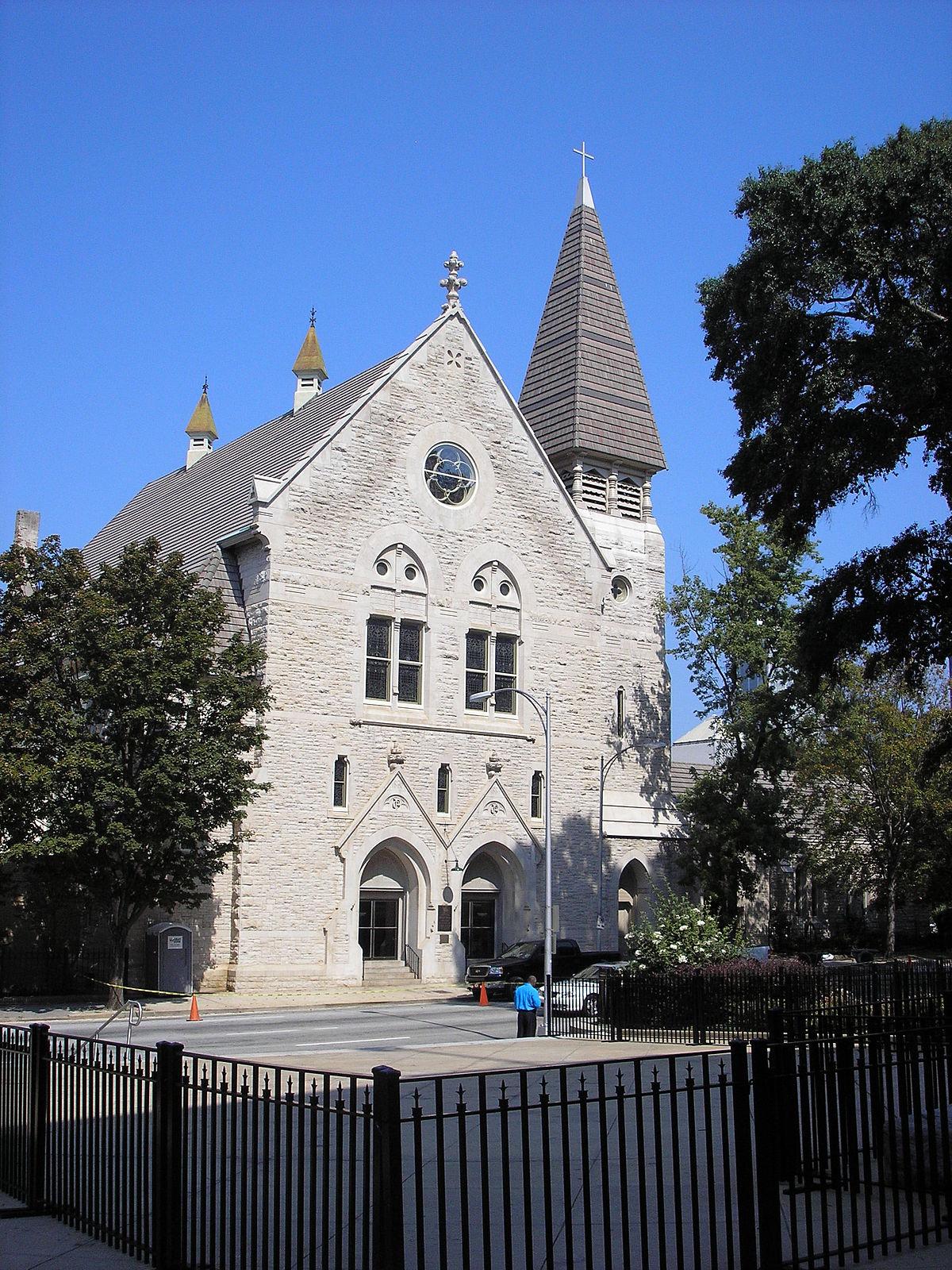 Central Presbyterian Church Atlanta Wikipedia