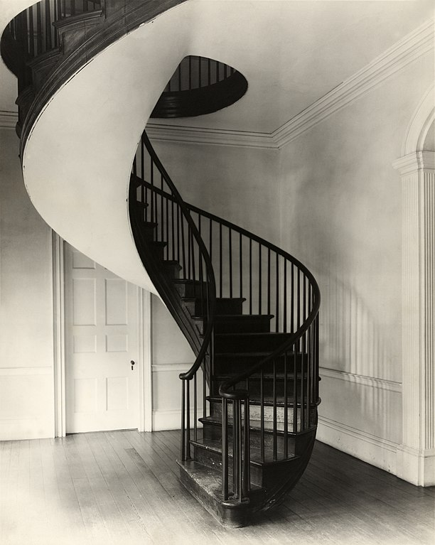 File Frances Benjamin Johnston Spiral Staircase Auburn