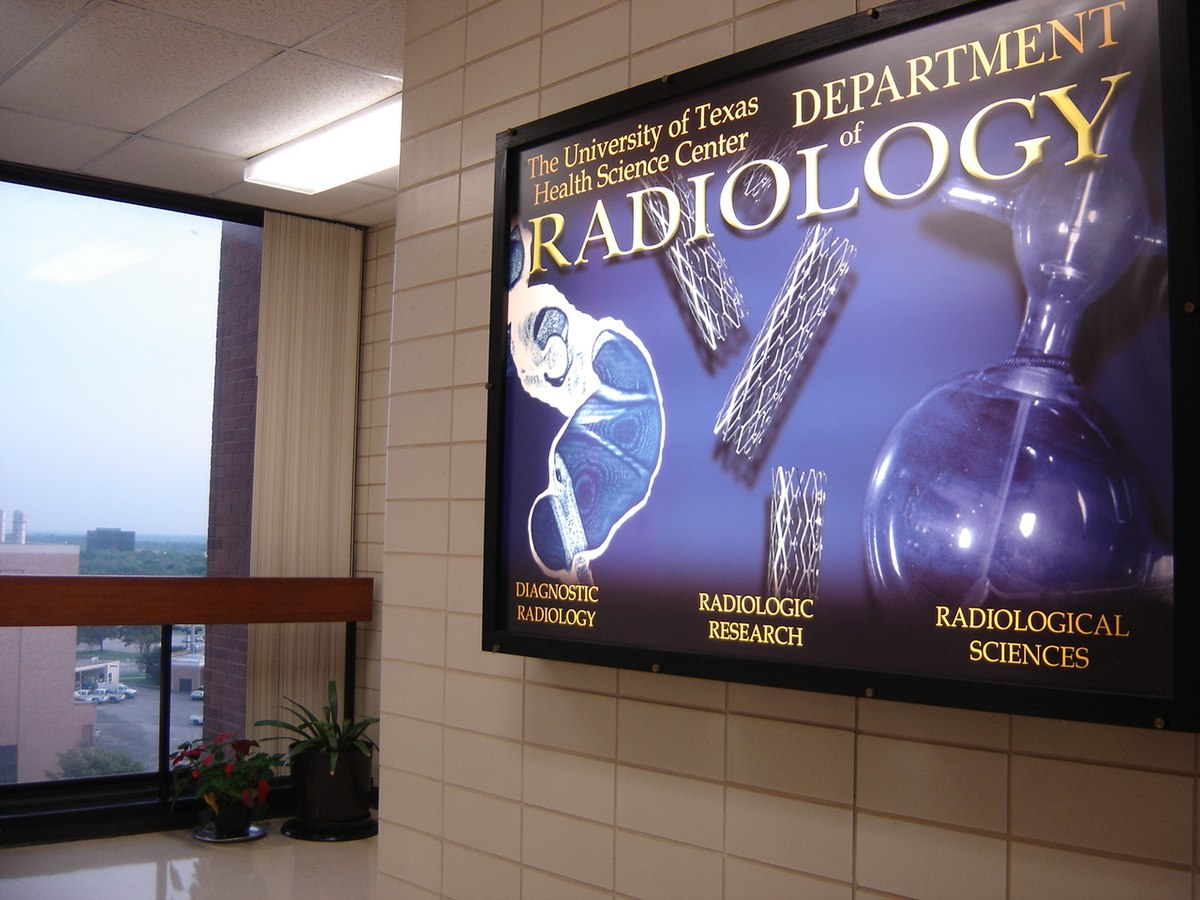University Of Texas Health Science Center Department Of