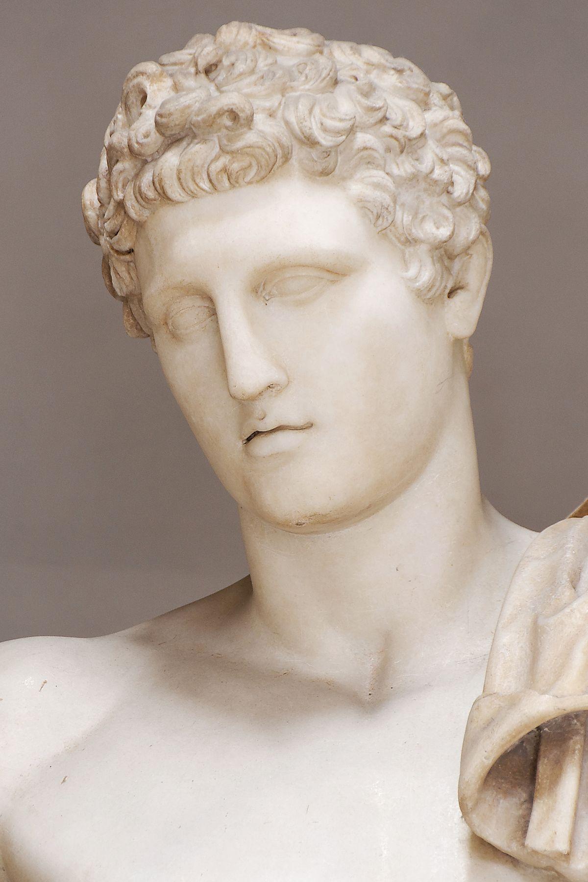 Древногръцка скулптура Уикипедия