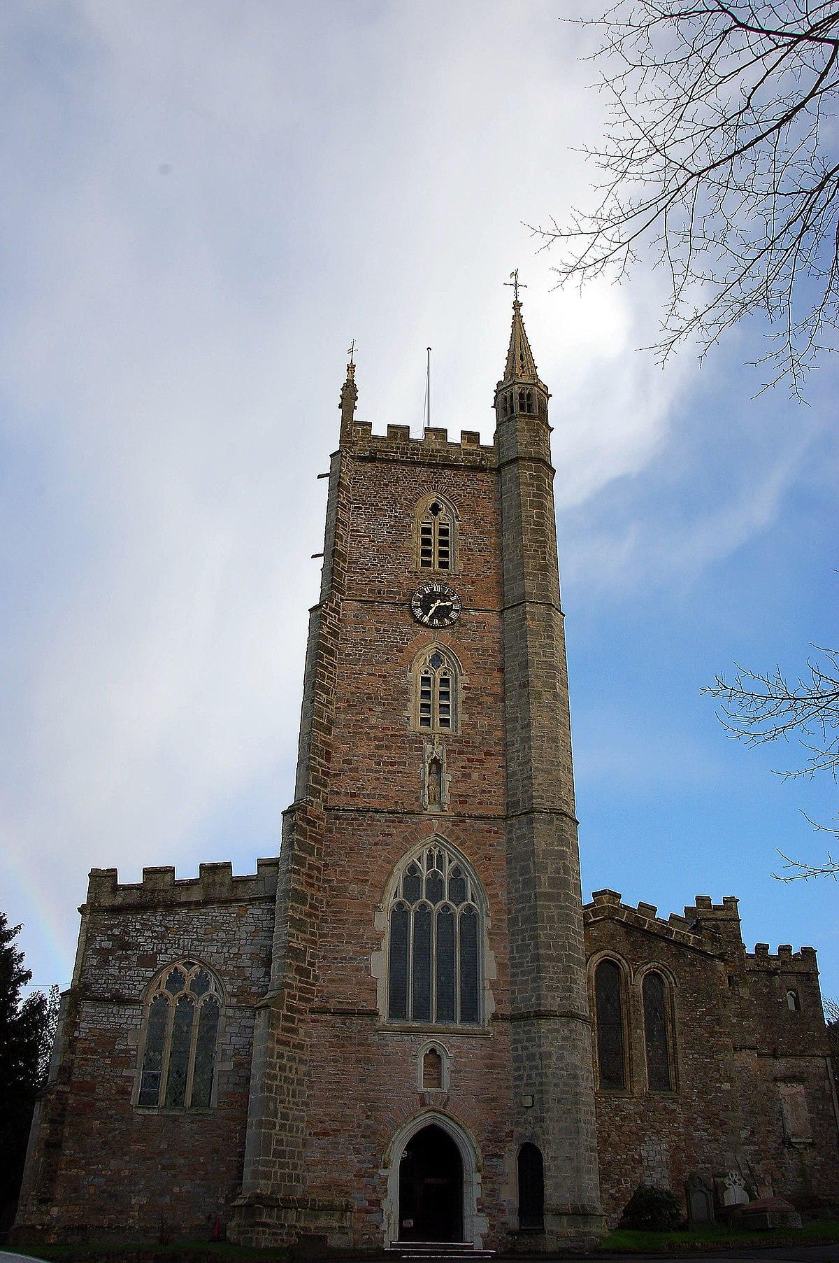 Holy Trinity Church Westbury On Trym Wikipedia