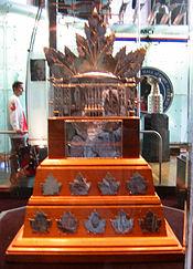 Conn Smythe Trophy Wikip 233 Dia