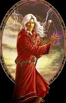 Magicien Classe De Personnage Wikip 233 Dia