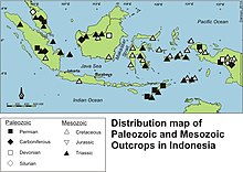 Geology of Indonesia - Wikipedia, the free encyclopedia
