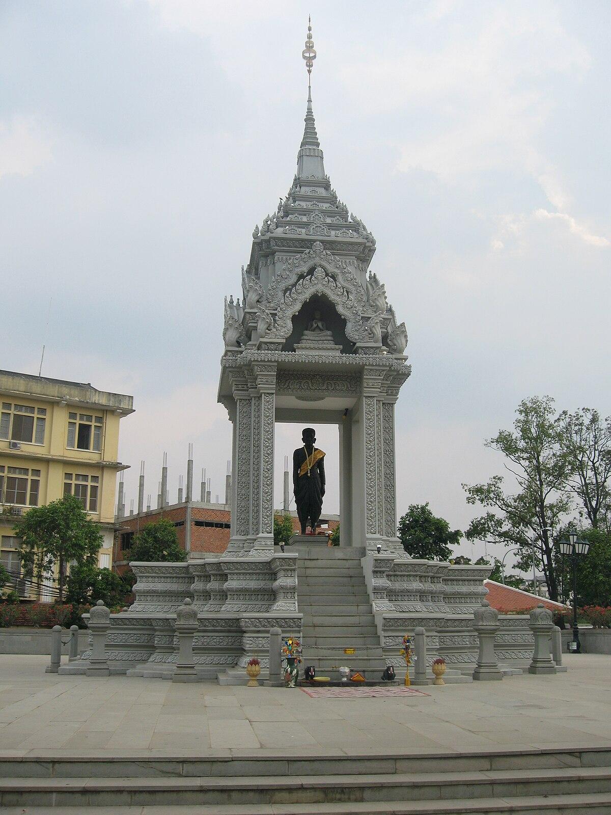 Phnom Penh Legend Wikipedia