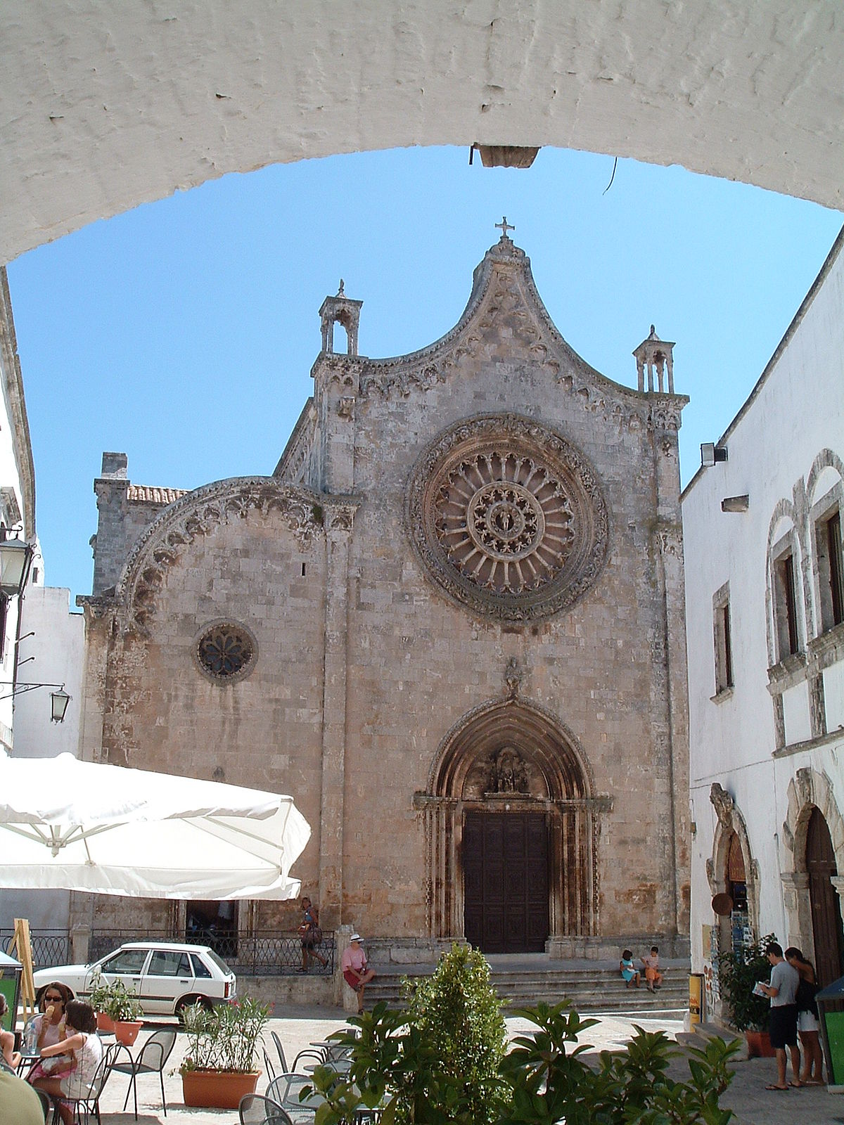 Ostuni Cathedral Wikipedia