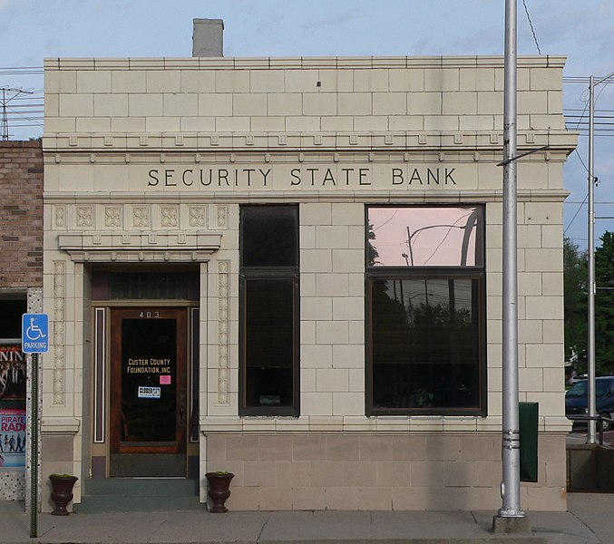 Security Bank 75th And State