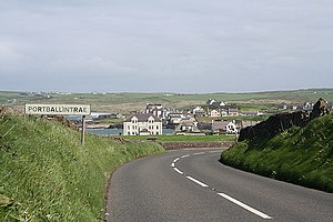 The Secluded Portballintrae Geograph Org Uk 435097 Jpg