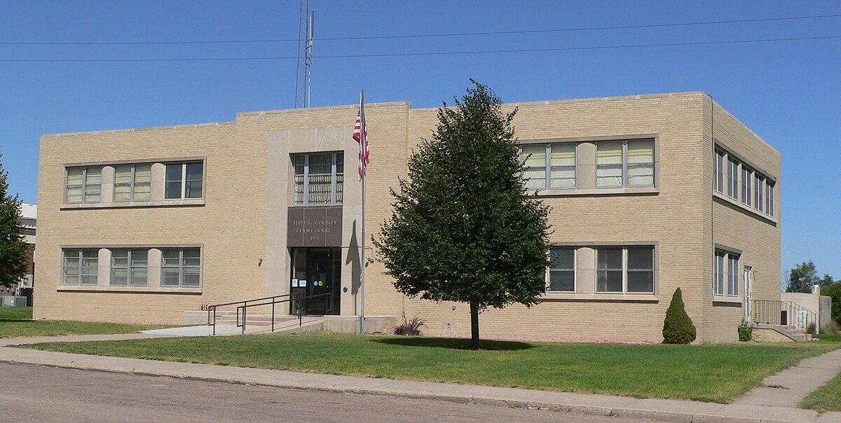 Hayes County, Nebraska - Wikipedia