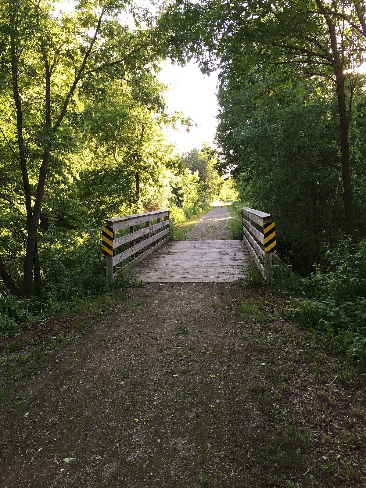 Duck Creek Trail Wikipedia