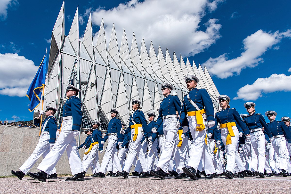 United States Air Force Academy Cadet Chapel Wikipedia