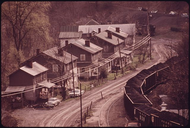 Times Coal Virginia Towns Current West