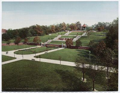 Fort Greene Park - Wikipedia