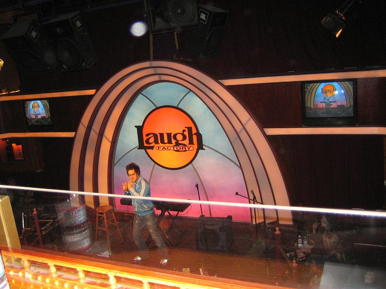 Laugh Factory Verified Laughs