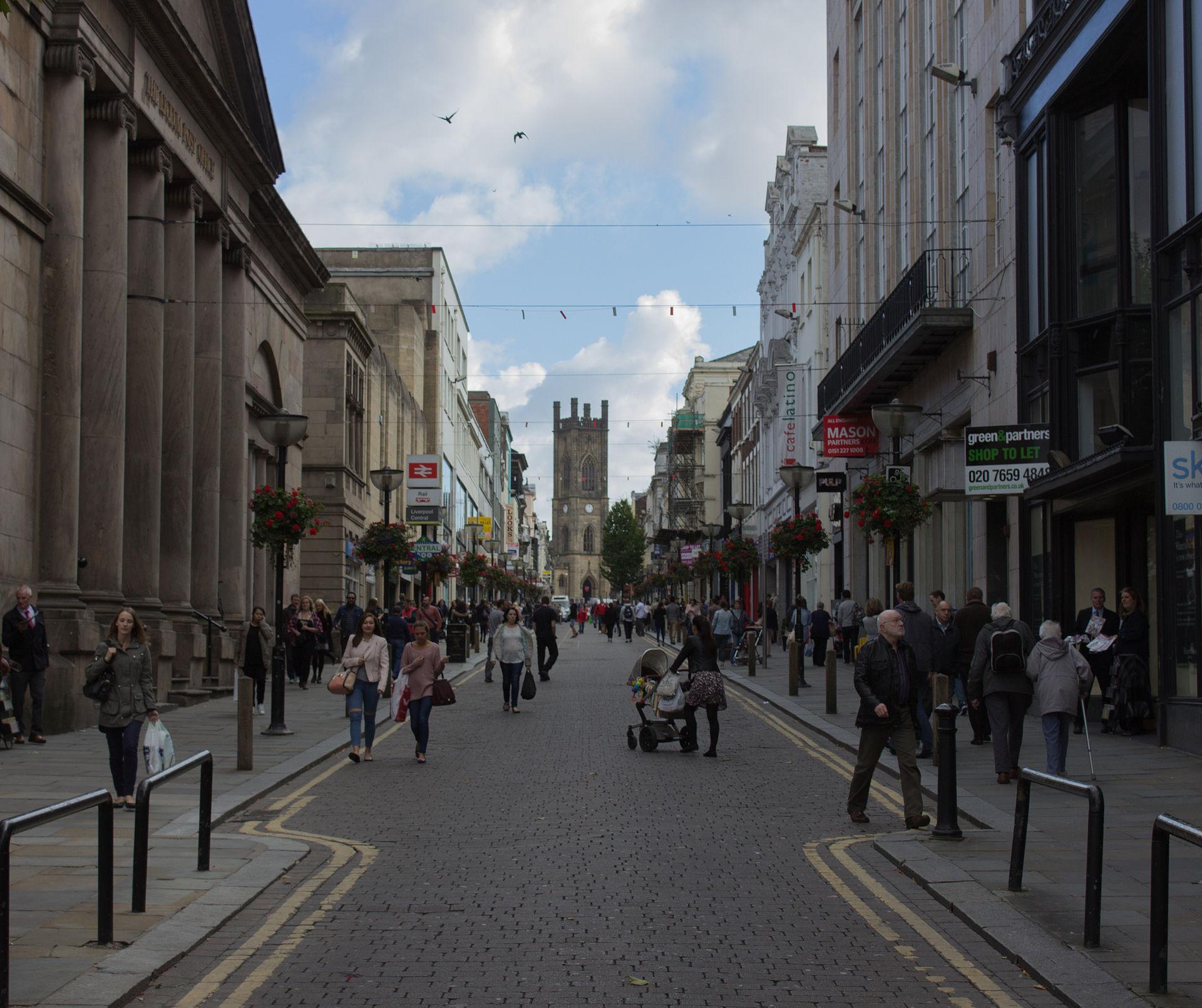 Bold Street Liverpool Wikipedia