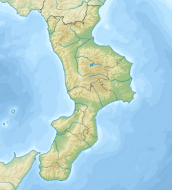 1783 Calabrian earthquakes   Wikipedia 1783 Calabrian earthquakes is located in Calabria