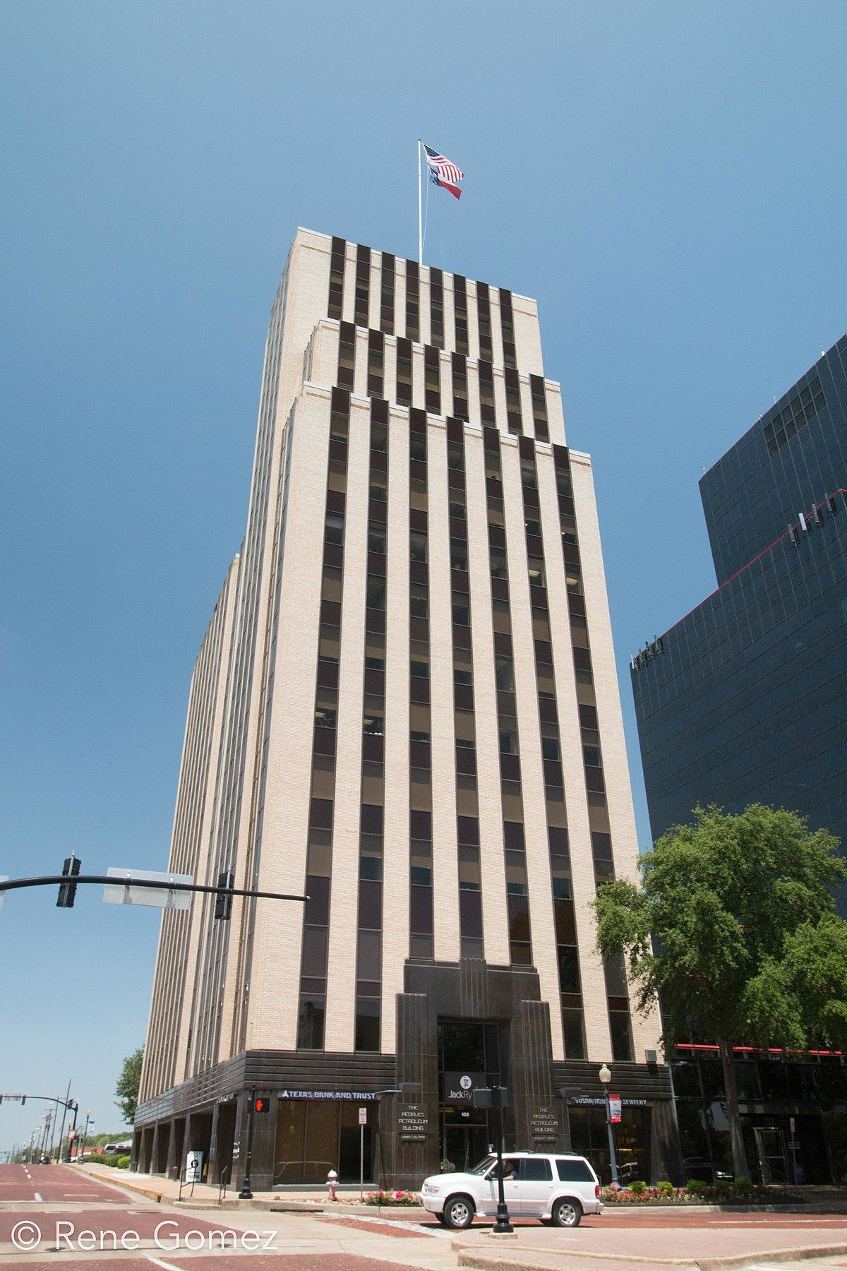 People S National Bank Building Tyler Texas Wikipedia