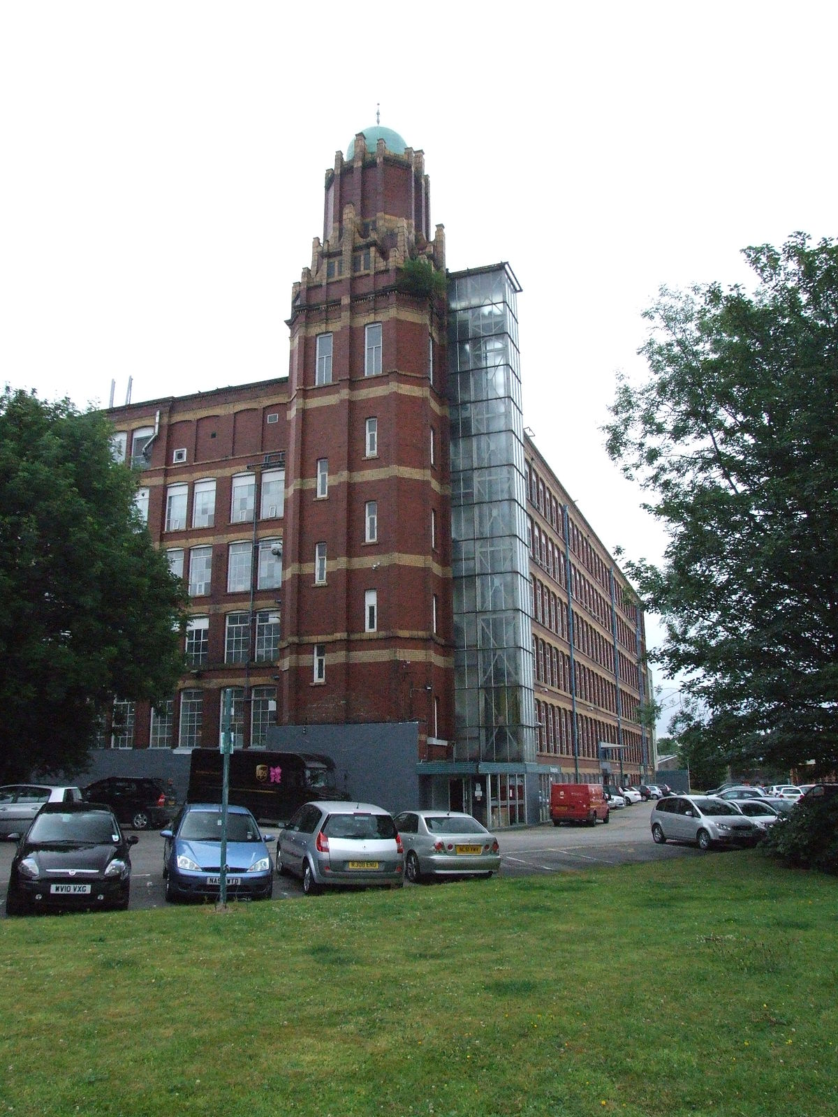 List Of Mills In Stockport Wikipedia