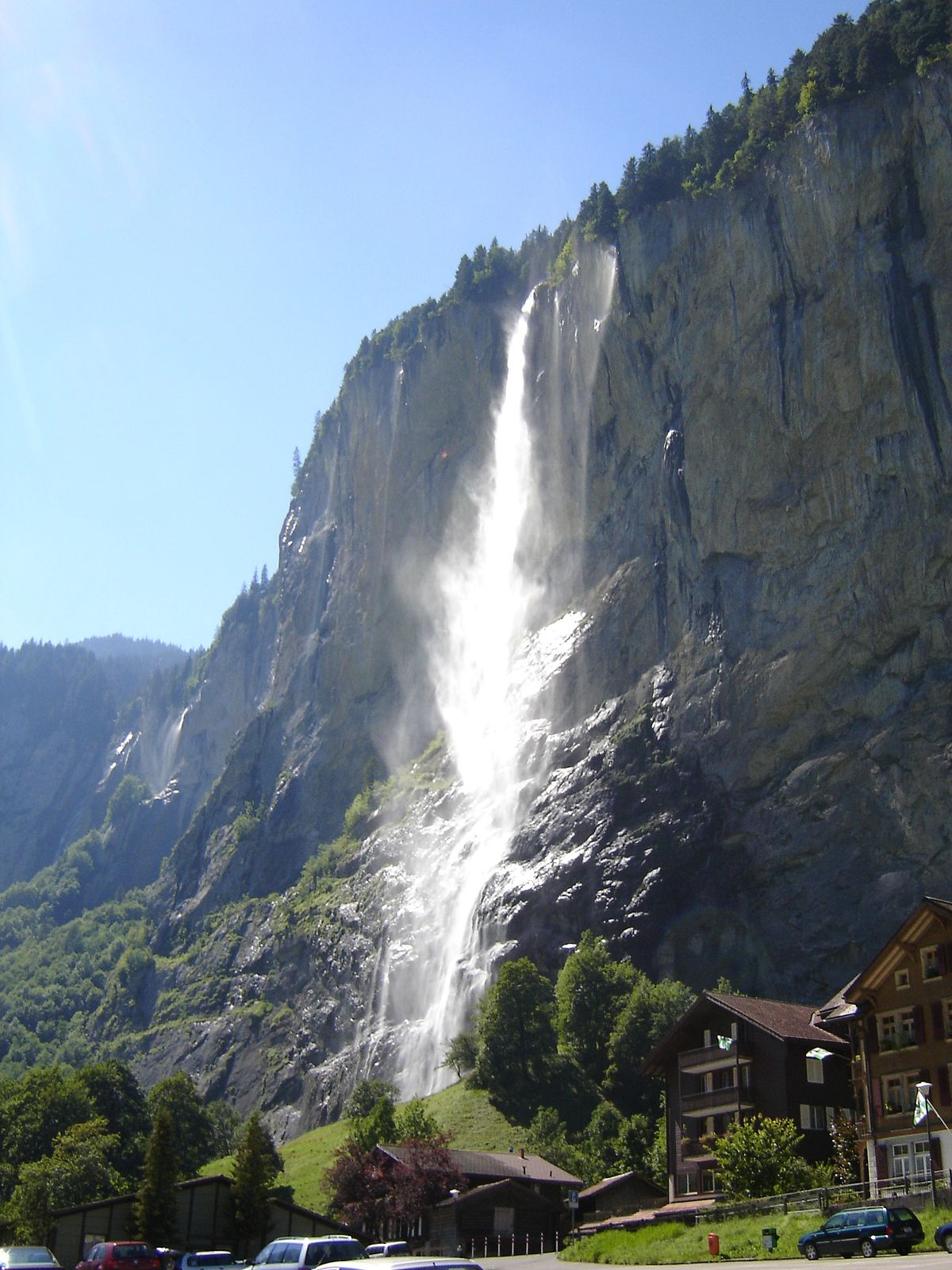 Lauterbrunnen Travel Guide At Wikivoyage