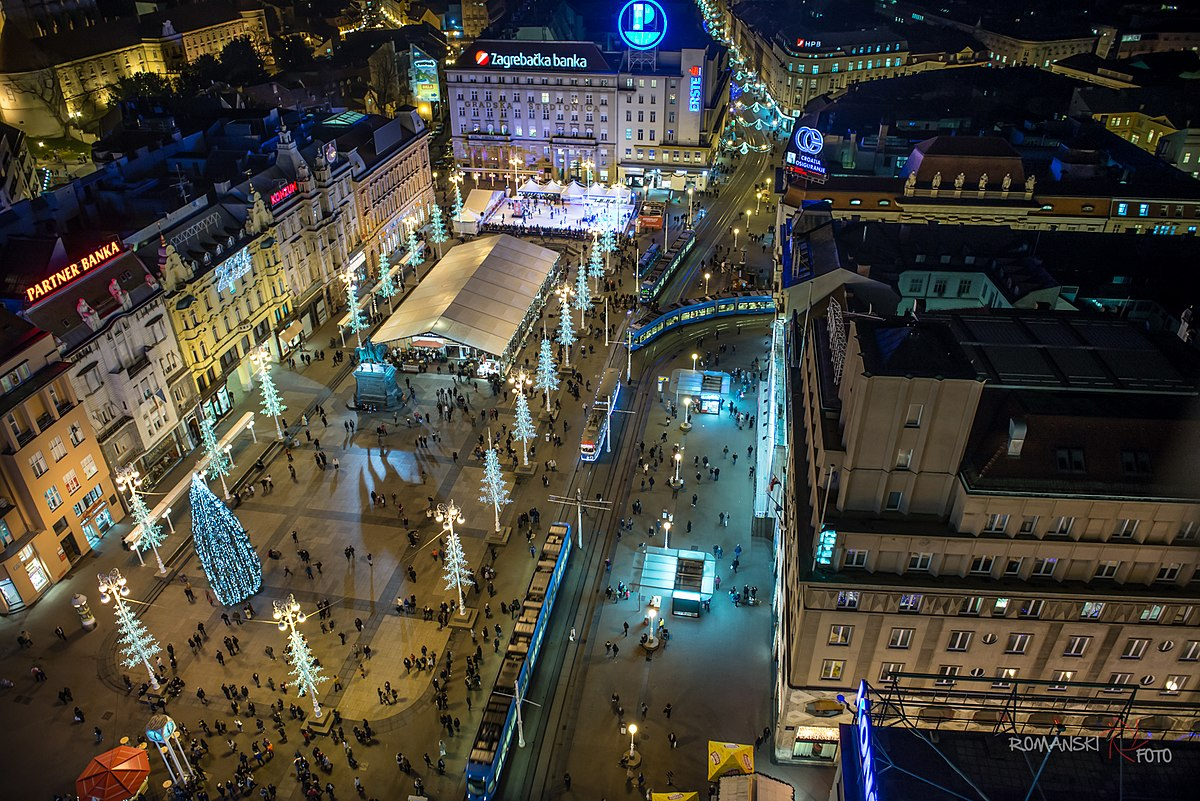 Ban Jelačić Square Wikipedia