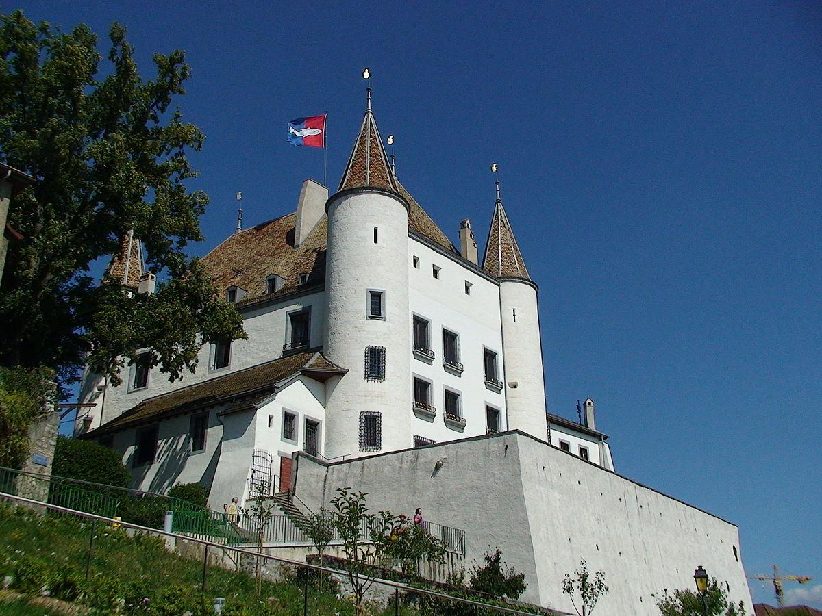 Nyon Castle Wikipedia