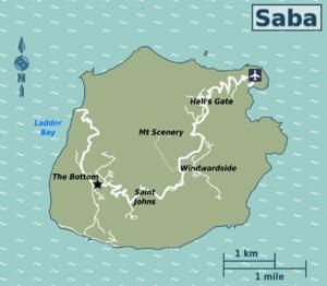 Saba – Travel guide at Wikivoyage