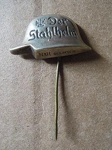 Stahlhelm Bund Der Frontsoldaten Wikipedia