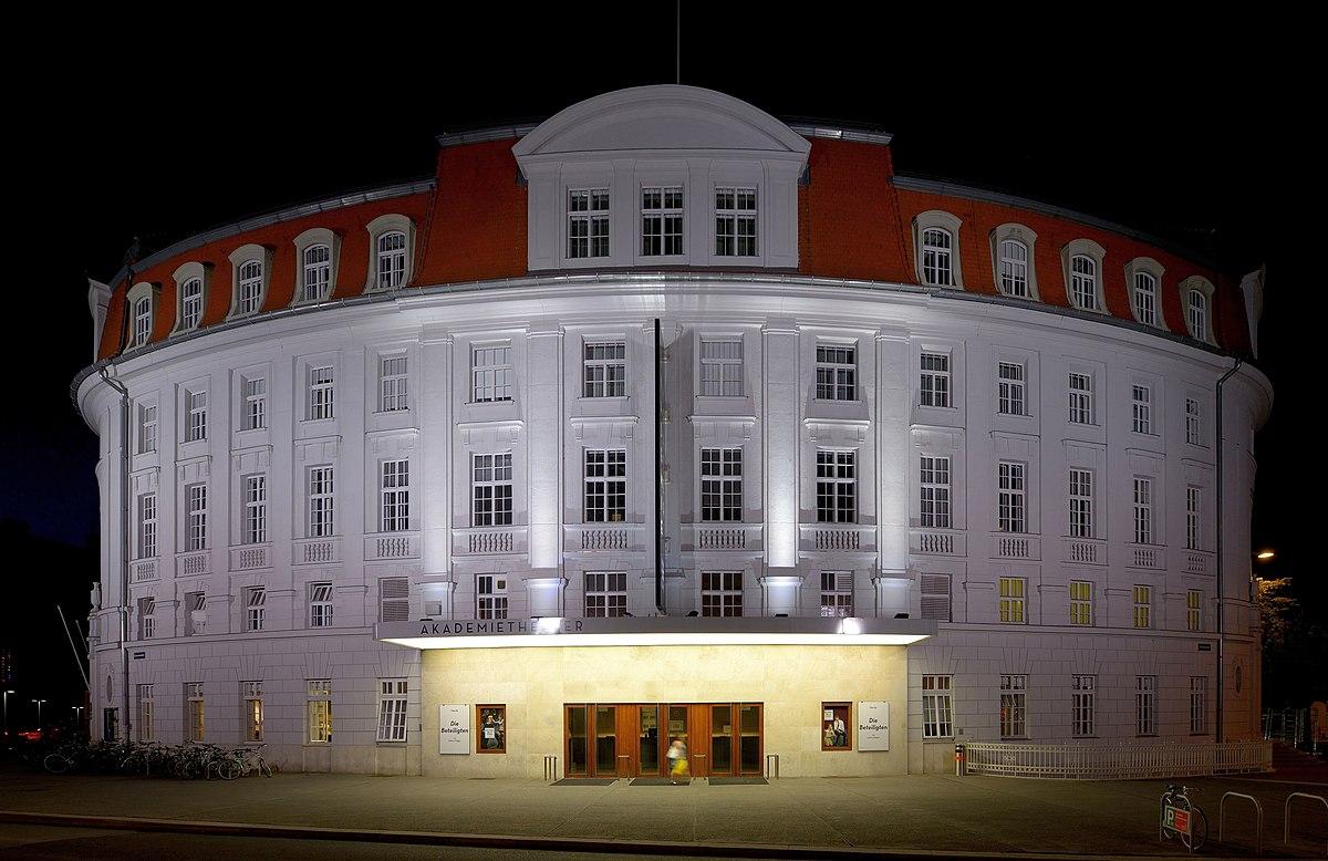 Akademietheater Wikipedia