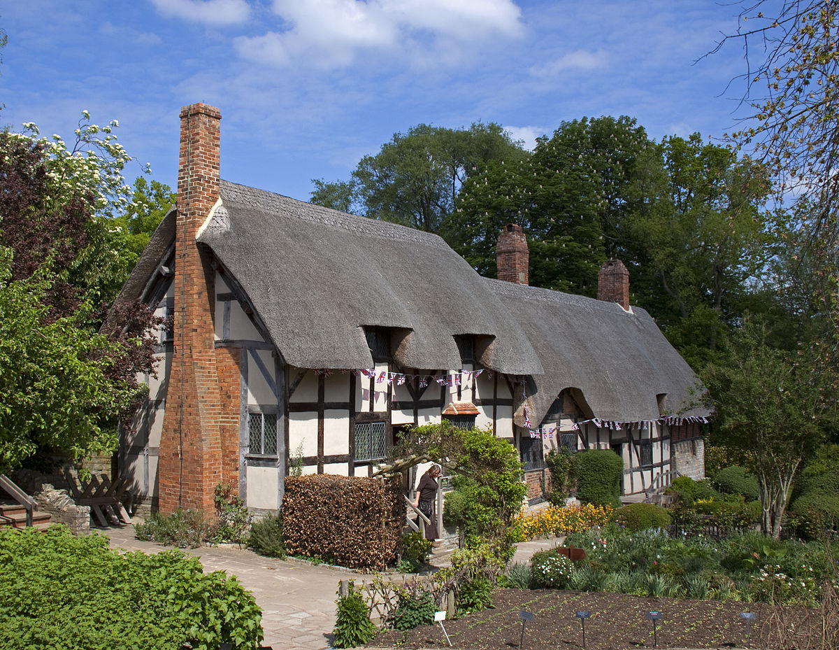Anne Hathaway's Cottage - Wikipedia