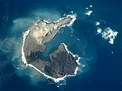 Nishinoshima (Ogasawara) - Wikipedia