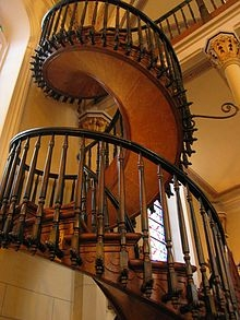 Loretto Chapel Wikipedia | The Staircase Of Loretto Chapel | Original | Light | Weird | Stairway | Magical
