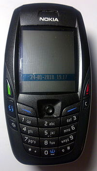Nokia 6600 Wikipedia