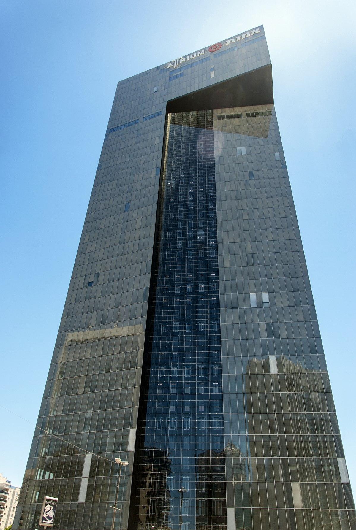 Amot Atrium Tower Wikipedia
