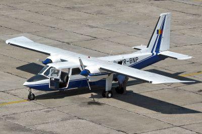 2014 Romania Britten-Norman Islander crash - Wikipedia