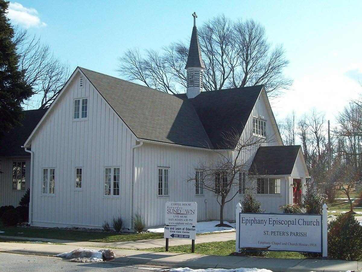 Epiphany Chapel And Church House Wikipedia