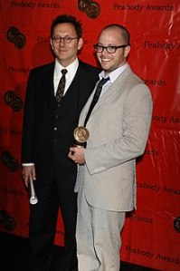 Lost  TV series    Wikipedia Michael Emerson and Damon Lindelof at the 68th Annual Peabody Awards for  Lost
