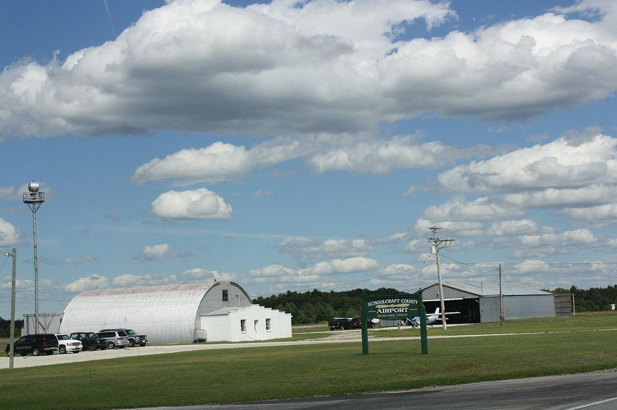 Schoolcraft County Airport Wikipedia
