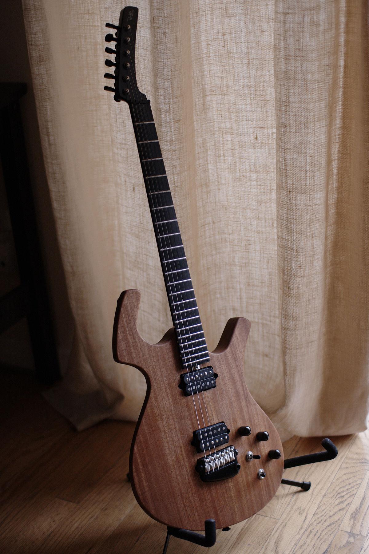 Parker Guitars Wikipedia